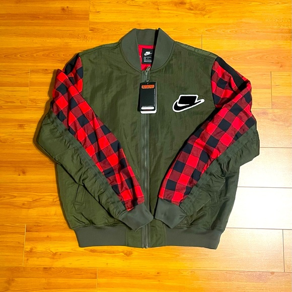nike thermore jacket
